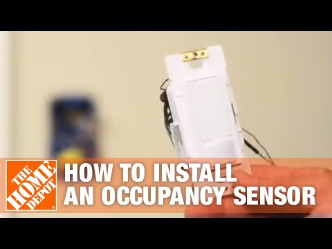 Lutron-How to Install an Occupancy Sensor