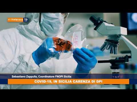 TG SALUTE ITALPRESS DOMENICA 29 MARZO 2020