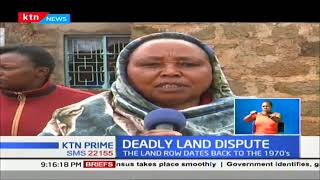 One person killed in morning raid over land dispute in Nyeri