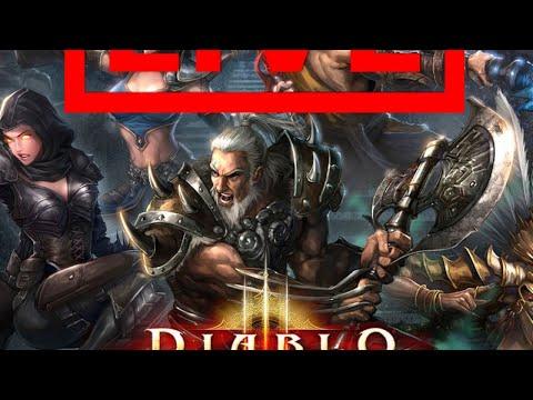 Diablo 3 - RoS - Season 19 - Buscando A Fenda Maior 124 Solo