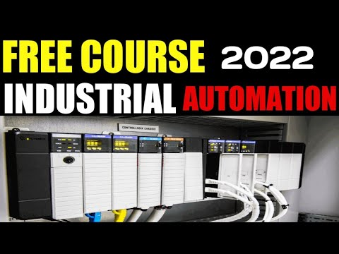 Industrial automation Free course | PLC |SCADA |DCS |TCP/IP | profinet all in one for Beginners