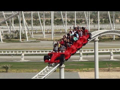Najbolji tematski park na svijetu - Ferrari World