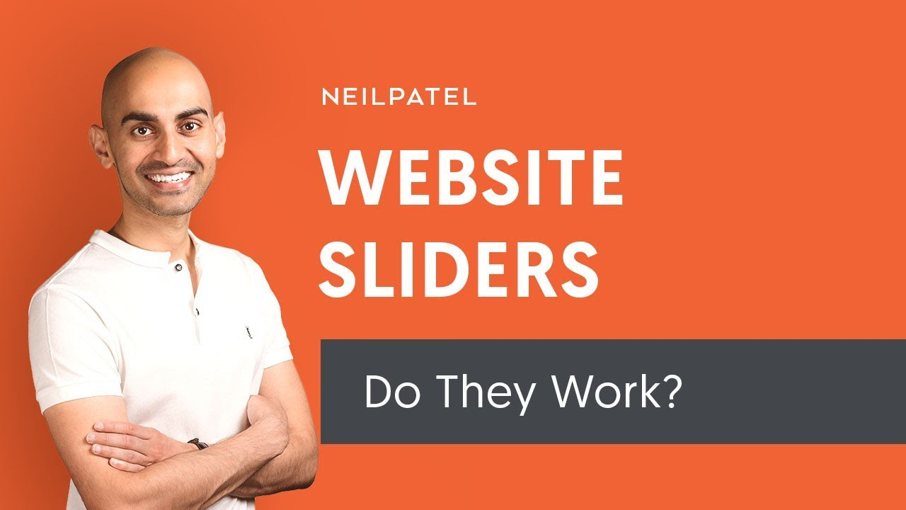 Should You Use Sliders on Your Website?