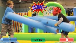 <h5>Vacation / Holiday Care - Fun Activities @ Inflatable World </h5>