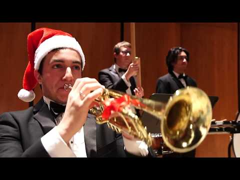 Kutztown University Holiday Greeting 2017