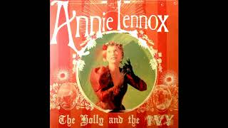 ♪ Annie Lennox - The Holly And The Ivy | Singles #33/36