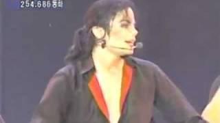 MJ speech - Seoul 1999 (русские субтитры)