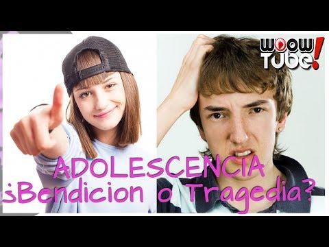 LA ADOLESCENCIA | por PsicoVlog