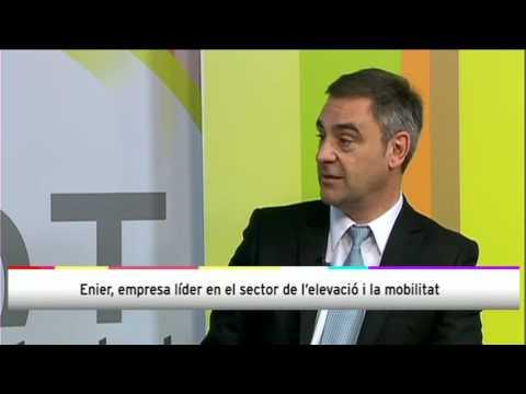 enier - entrevista al Té de Tot de TV Girona (27/06/2016)