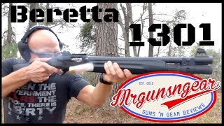 Beretta 1301 Tactical 12ga Shotgun: Great Gun With A Fatal Flaw? (HD)