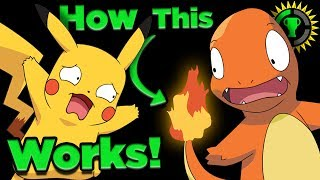 Game Theory: POKEMON - The TERRIFYING TRUTH of Fire Pokemon - dooclip.me