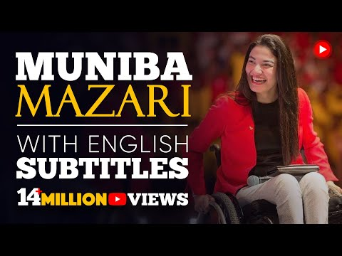 MUNIBA MAZARI -we all are Perfectly Imperfect