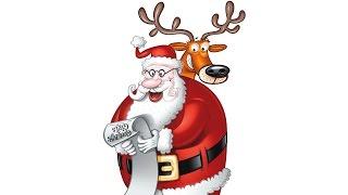 Santa Claus Is On His Way - MusicK8.com Singles Reproducible Kit