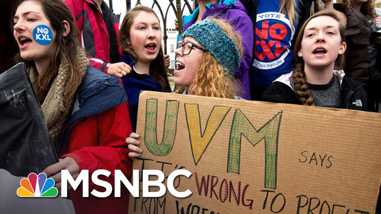 How The Millennial Vote Will Impact 2016 | Morning Joe | MSNBC thumbnail