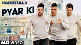 Pyar Ki Video Song | HOUSEFULL 3 | Shaarib & Toshi | T-Series