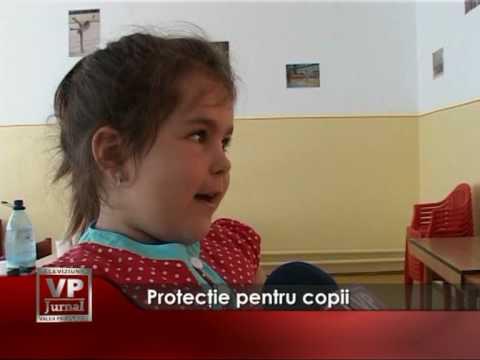 Protecţie pentru copii