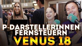 P-Darstellerinnen fernsteuern - VENUS 2018