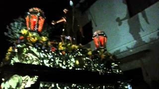 preview picture of video 'Semana Santa Villarrubia de los Ojos 2013. Salida Oración en el Huerto (parte 2)'