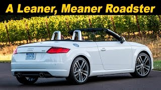 2016 / 2017  Audi TT Roadster Review and Road Test | DETAILED in 4K UHD