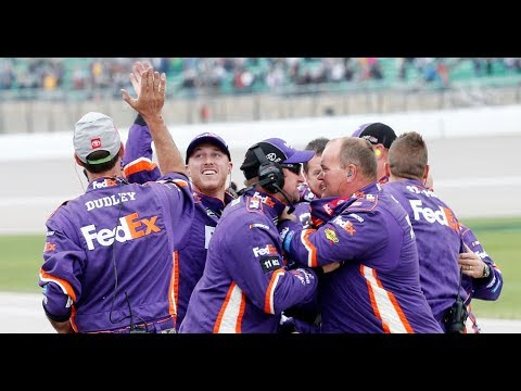 Crew Call: No. 11 team breaks down wild finish