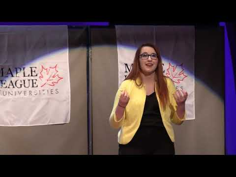 Kayley Wartman @ TEDxBishopsU