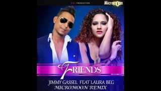 Jimmy Gassel Friends ft Laura Beg Micromoon Remix
