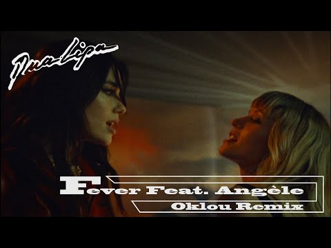 Dua Lipa - Fever (feat. Angèle)