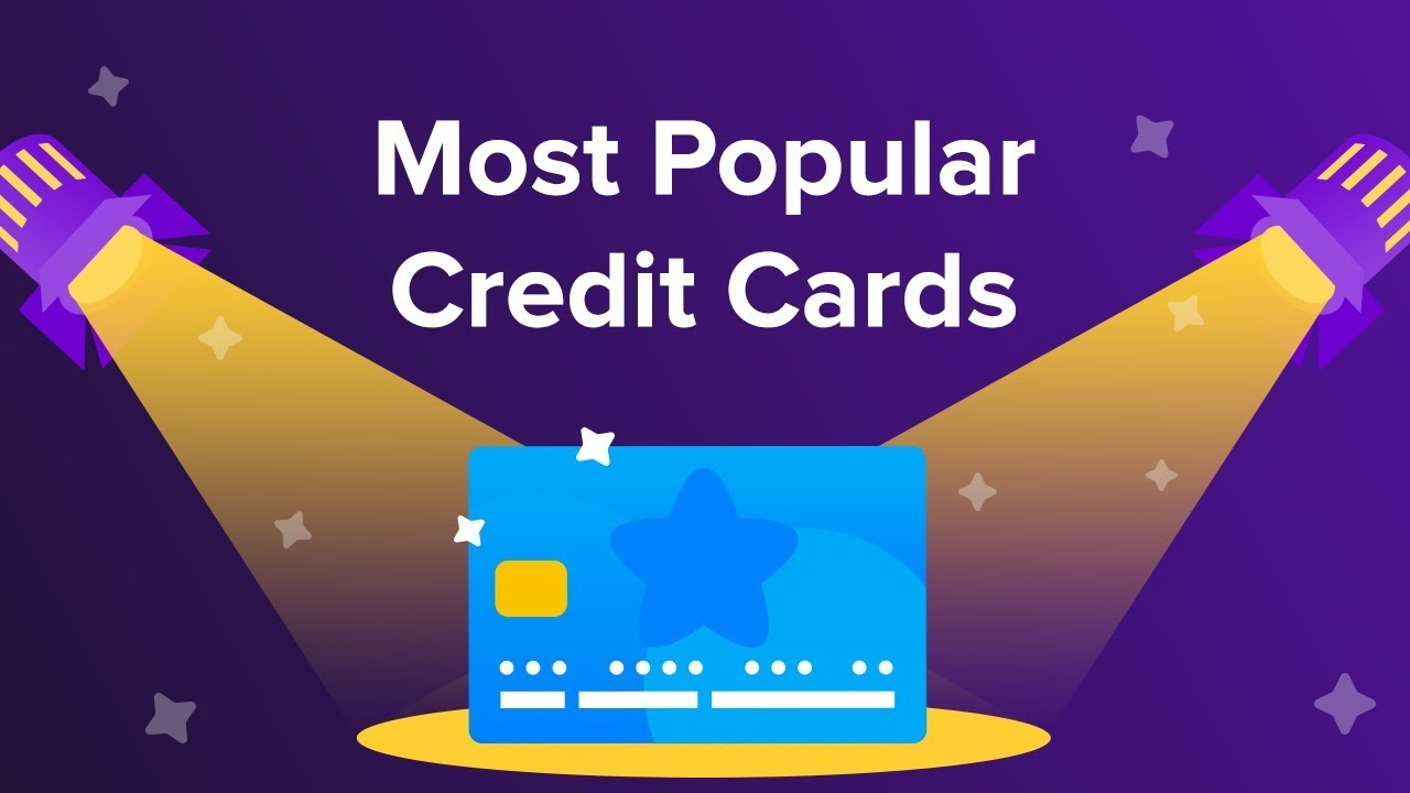 A Lot Of Popular Credit Cards