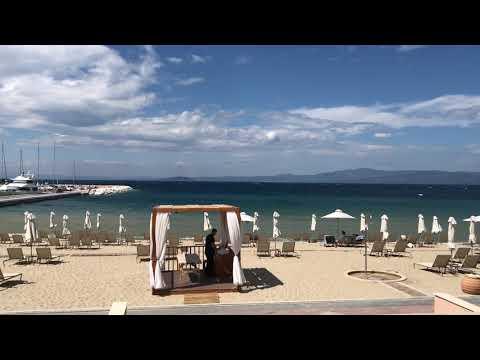 חצי האי חלקידקי, יוון