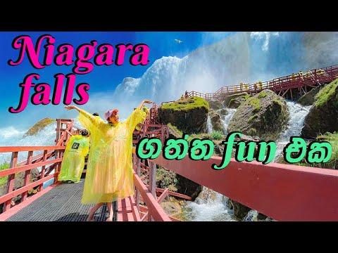 ROAD TRIP DAY 03 | SPRING VACATION 2021 | Niagara Falls වල ගත්ත Fun එක !!