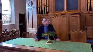 21st June Sunday Sermon