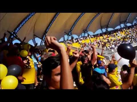 """Ultra Kanarios vs CC"" Barra: Ultra Kanaria • Club: San Luis de Quillota"