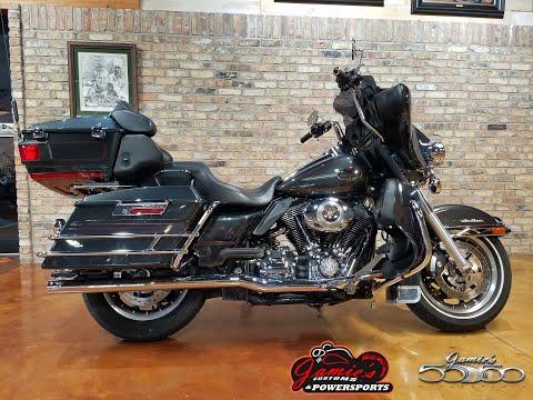 2008 Harley-Davidson Ultra Classic® Electra Glide® in Big Bend, Wisconsin - Video 1