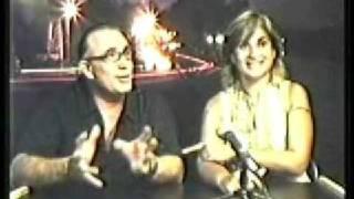 preview picture of video 'Nota con amigos- Mauricio Zabalza y Sandra Molina -En El Portavoz - Canal 4 - General Belgrano'