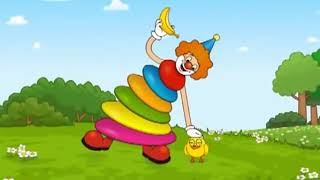 Развивающий мультфильм для детей от 1  года до 3  лет