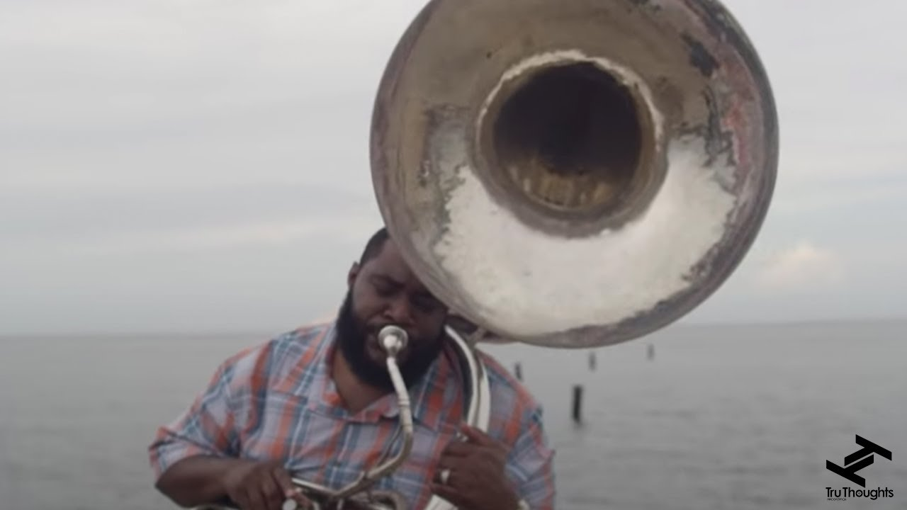 """Hot 8 Brass Band """"Love Will Tear Us Apart"""" (Joy Division"""
