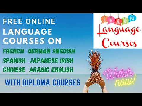 Free Online Language Courses   Diploma Courses   ABCS - YouTube