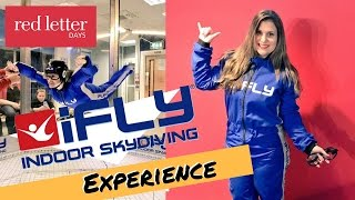 iFly Indoor Skydiving Experience: What is it like?