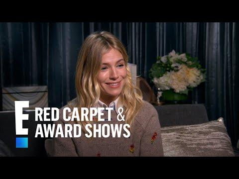 Sienna Miller Talks
