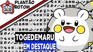 Togedemaru  - (Pokémon) - POKÉMON ULTRA SUN AND MOON - SEM  GYMS? TOGEDEMARU E MAIS