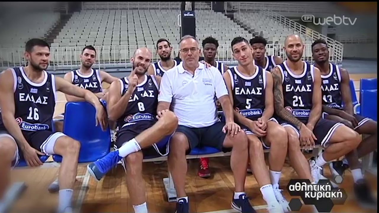 Tο Παγκόσμιο Κύπελλο Μπάσκετ αποκλειστικά στην ΕΡΤ 31 Αυγούστου – 15 Σεπτεμβρίου 2019