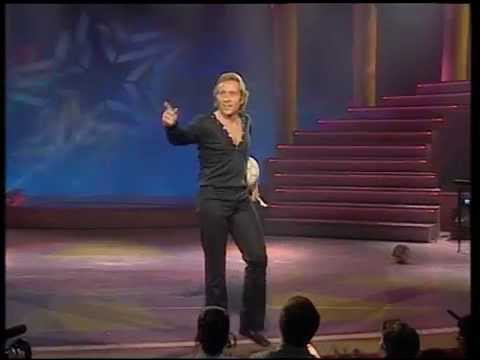 Michael Chirrick's Impressive Juggling Act