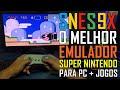 O Melhor Emulador De Super Nintendo Para Computador Sne
