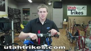 Feedback Pro-Elite Bicycle Repair Stand Presented by Utah Trikes