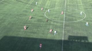 Голы матча Сибирь - Спартак-2