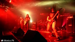"Acid Death ""Reappearing Freedom"" live @Circolo Colony (BS) 06/02/2016"