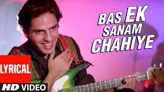 """""""Ek Sanam Chahiye Aashiqui Ke Liye"""" Lyrical Video"""