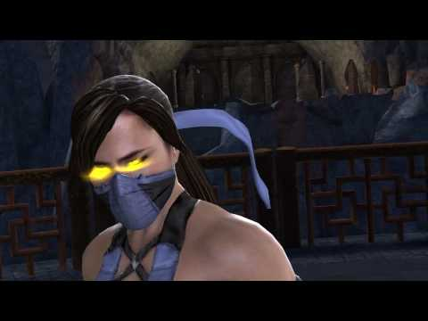 Видео № 0 из игры Mortal Kombat vs. DC Universe [PS3]