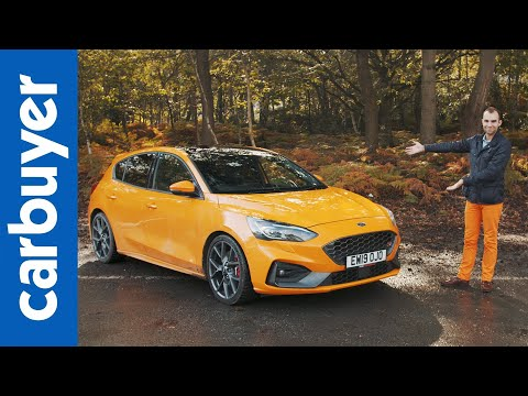 Ford Focus ST hatchback 2020 in-depth review - Carbuyer