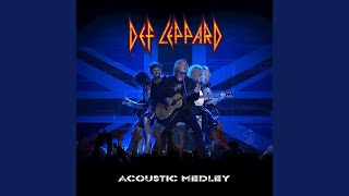 Acoustic Medley 2012: Where Does Love Go When It Dies / Now / When Love and Hate Collide / Have...